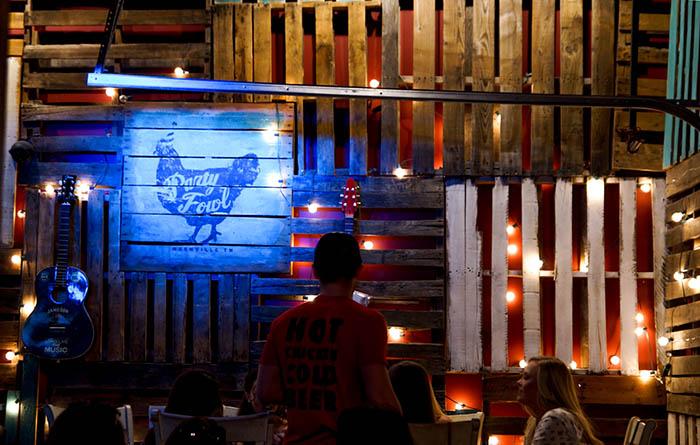 Nashville Hot Chicken Restaurant Party Fowl