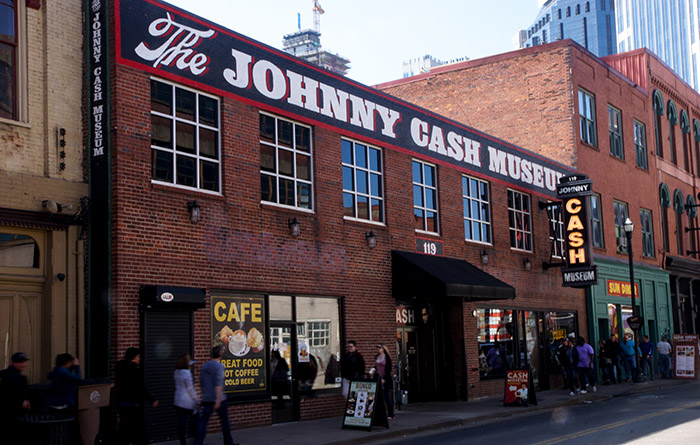 Nasvhille Johnny Cash Museum