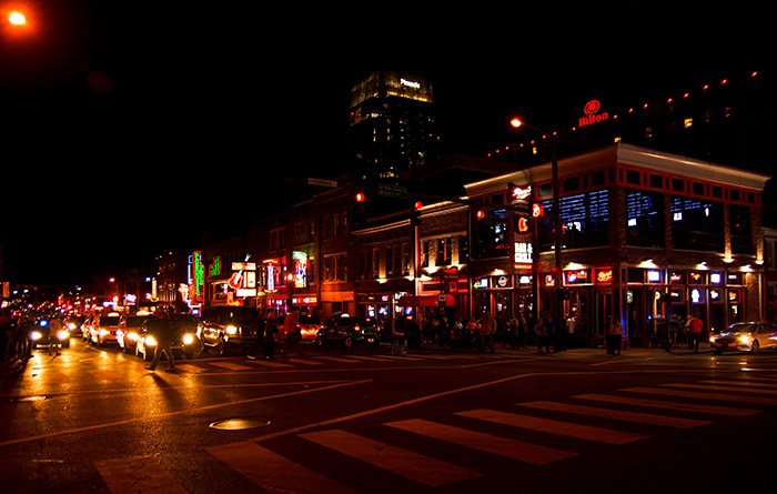 Nashville Lower Broadway Honky Tonks
