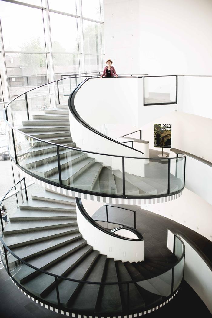 Neue Museum Nürnberg Treppe