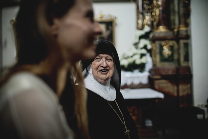 Nonne St. Walburg