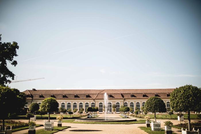 Orangerie Ansbach