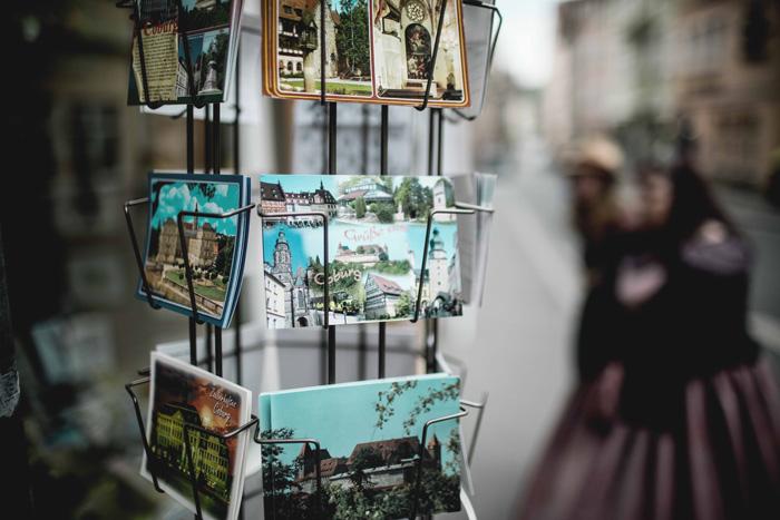 Postkarten Coburg