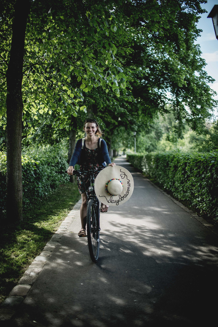 Fahrradtour durch Dinkelsbühl
