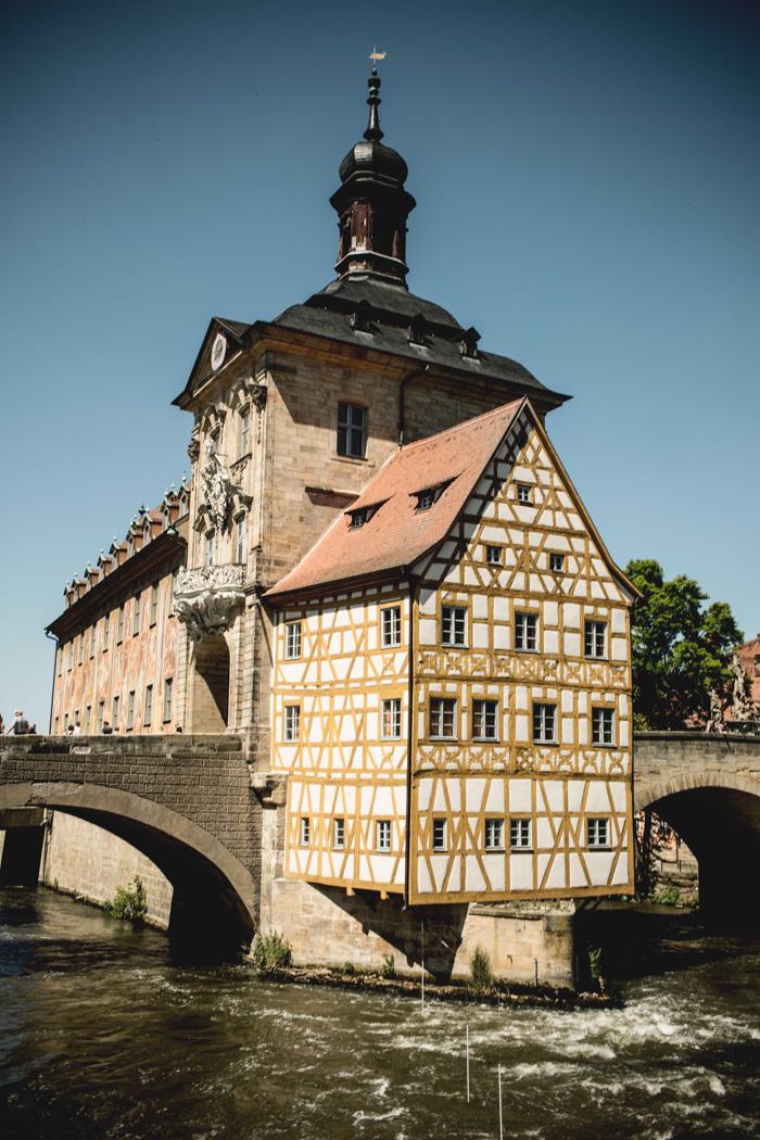 Rathhaus von Bamberg