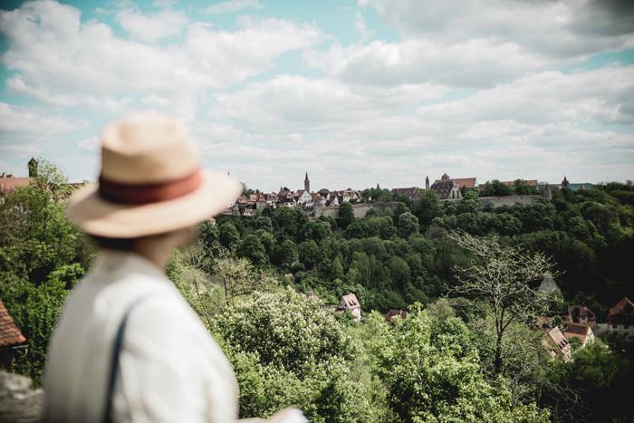 Rothenburg Aussicht