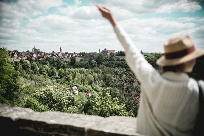 Rothenburg Ob der Tauber Franken