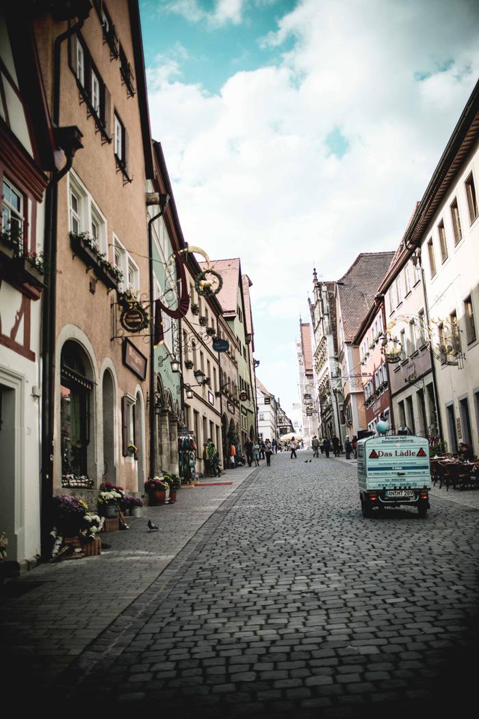 Rothenburg Ob der Tauber Frankenland