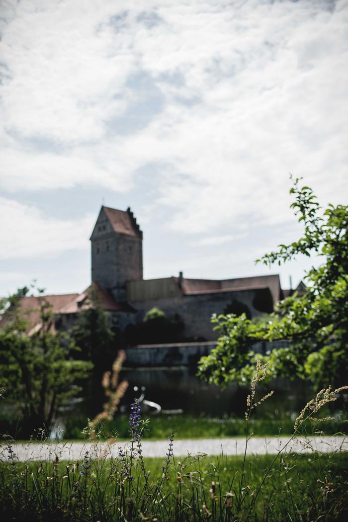 Rothenburger Tor Dinkelsbühl