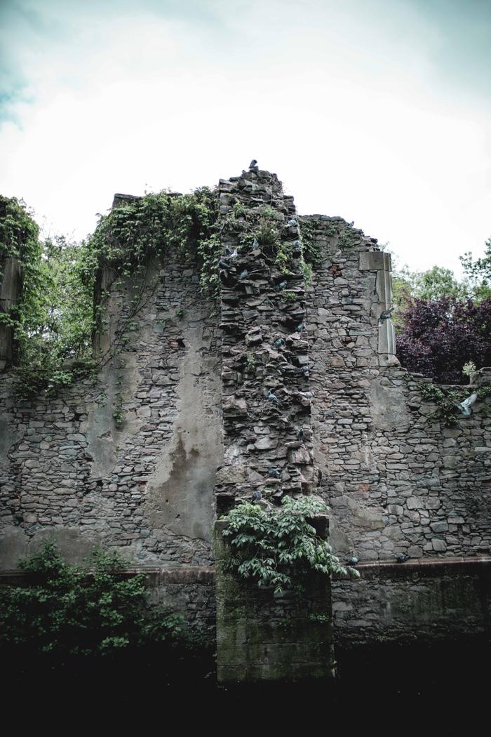 Ruine Burg Aschaffenburg