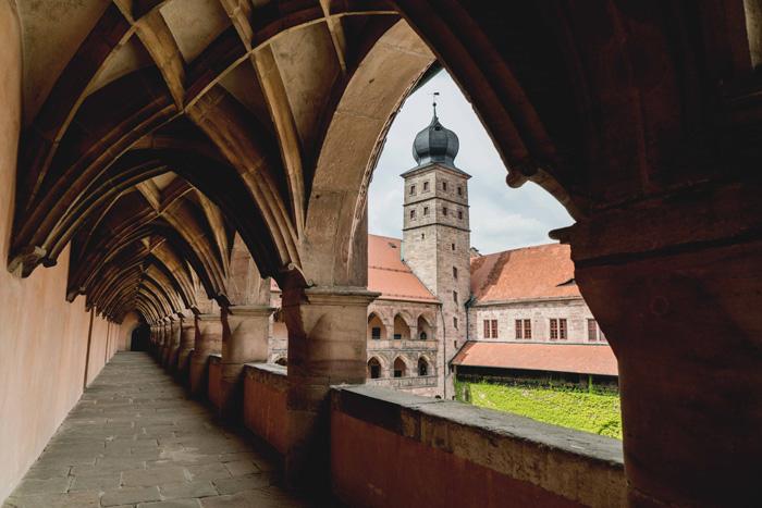 Rundbögen Plassenburg