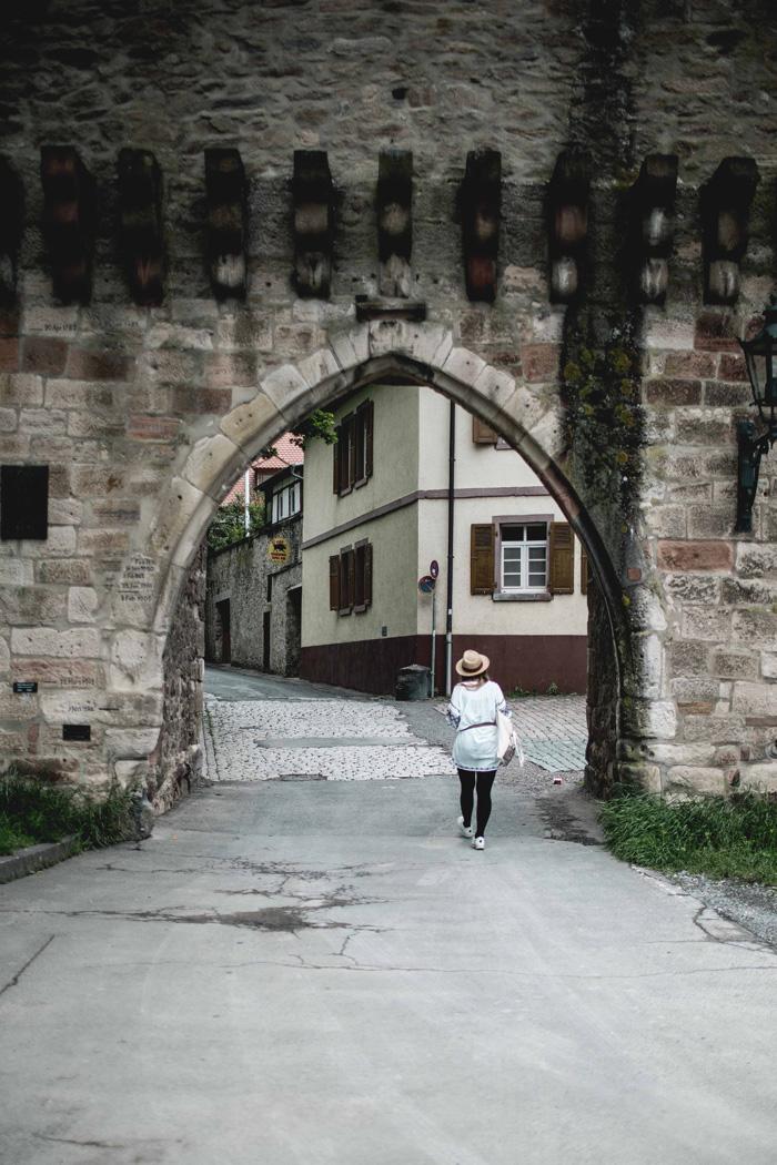 Rundbogen Aschaffenburg