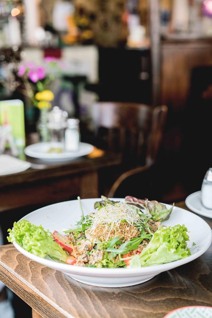 Salat Kraftraum