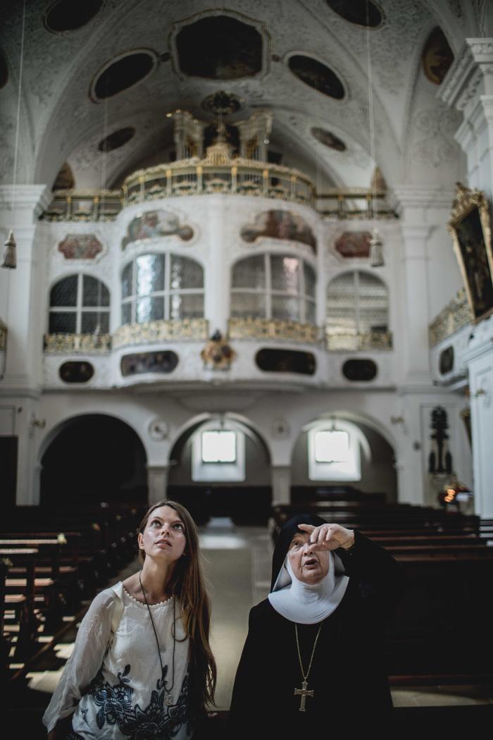 Sankt Walburg Kirche