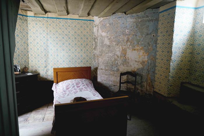 Schlafzimmer Türmer