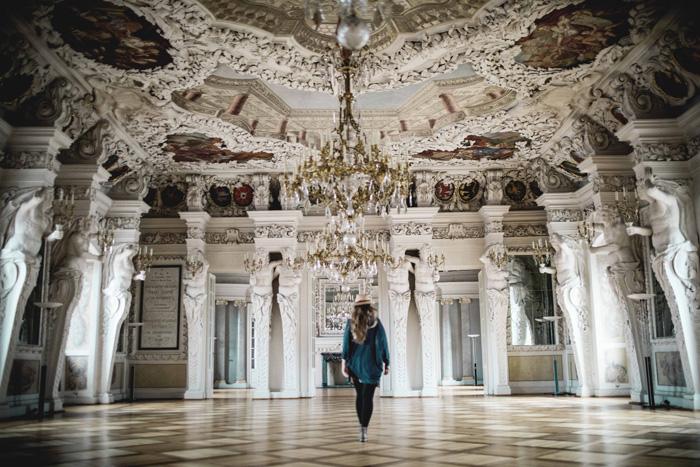 Schloss Ehrenburg Prunksaal