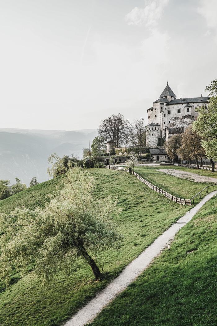 Schloss Pössel in Südtirol