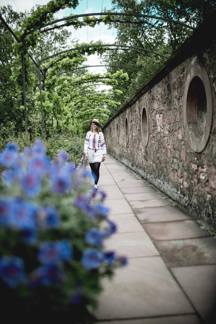 Schlossgarten Christine Neder Aschaffenburg