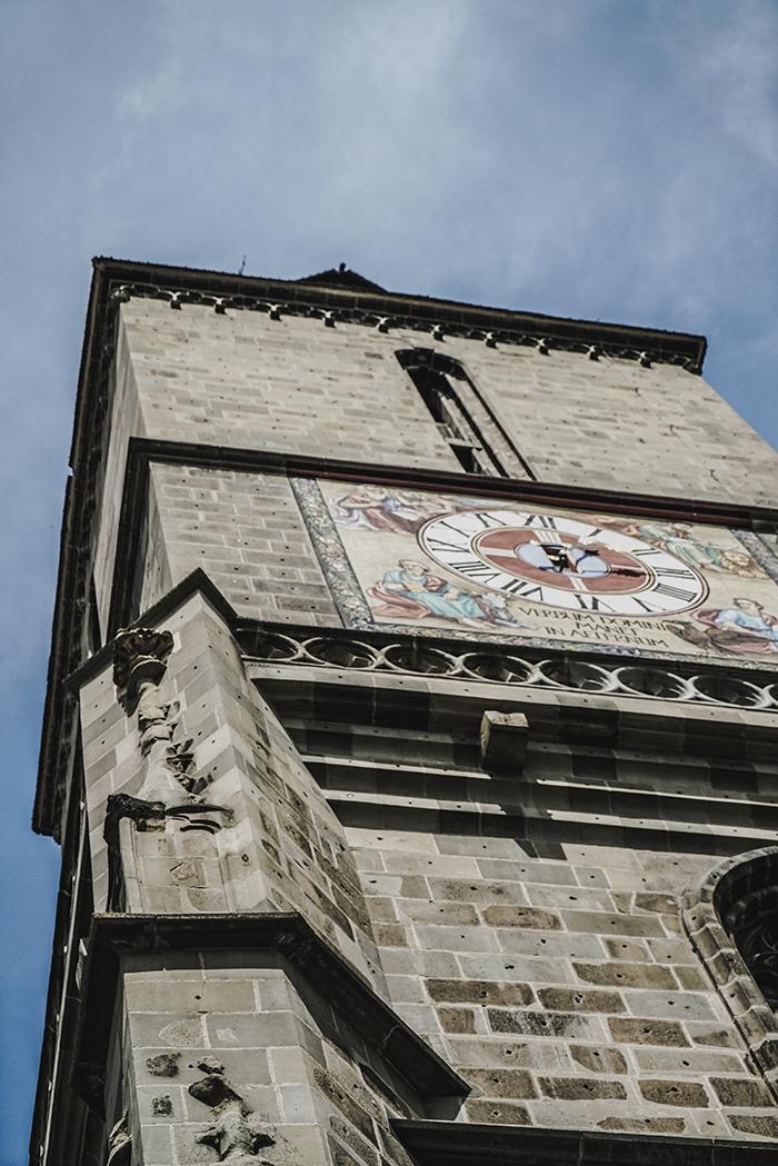 Schwarze Kirche in Brasov