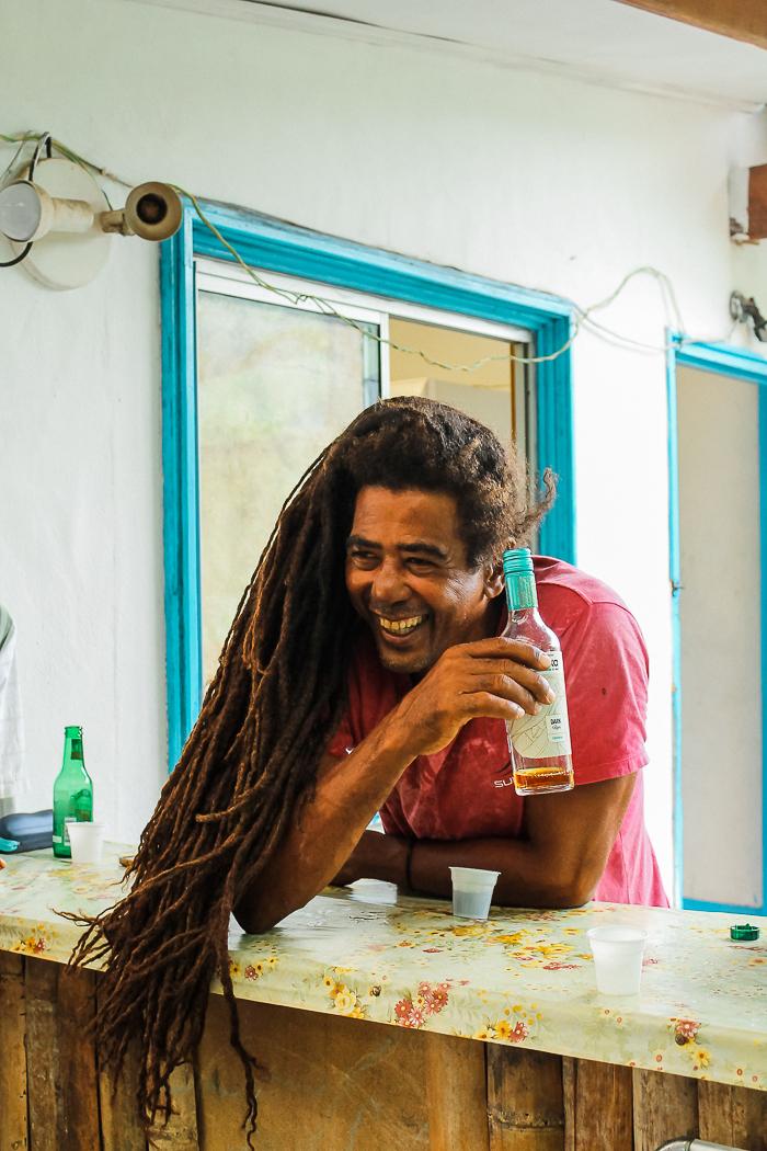 Takamaka Rum auf den Seychellen