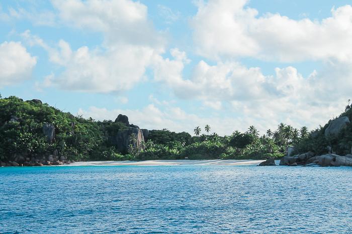 Privater Besitz auf den Seychellen
