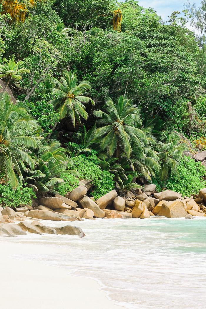 Paradies Seychellen