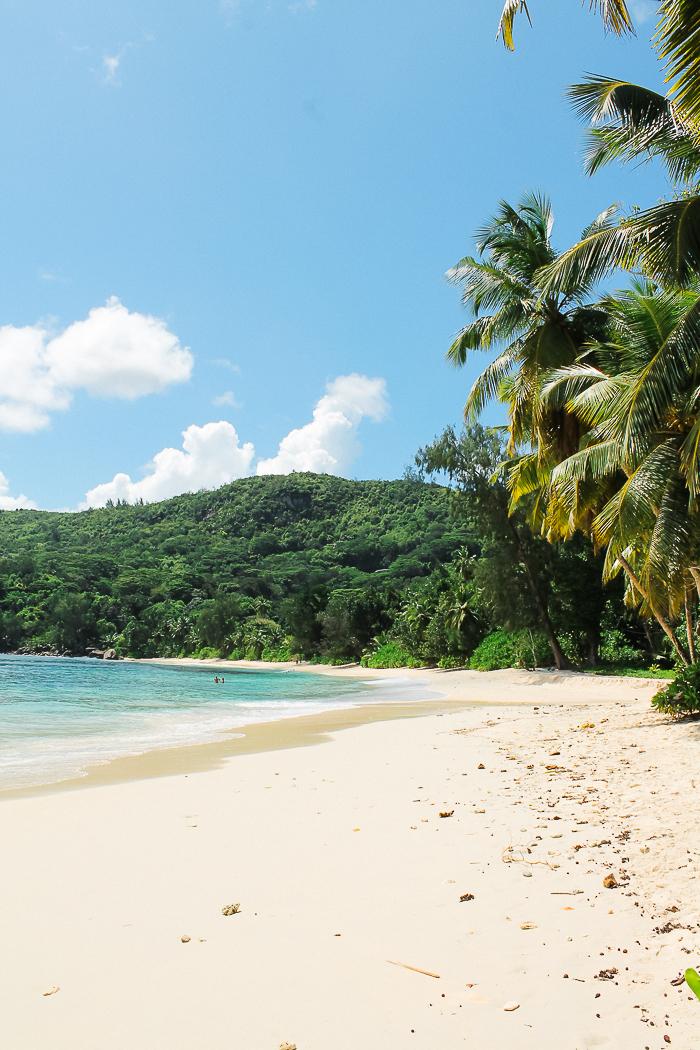 Strände auf der Hauptinseln der Seychellen