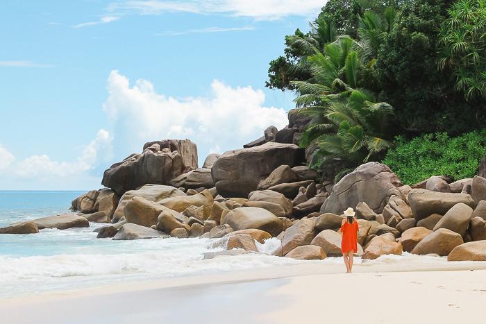 Granit- und Koralleninseln Seychellen
