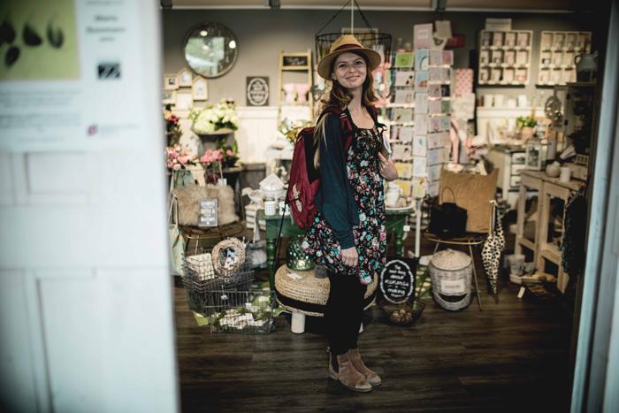 Shoppen Christine Neder