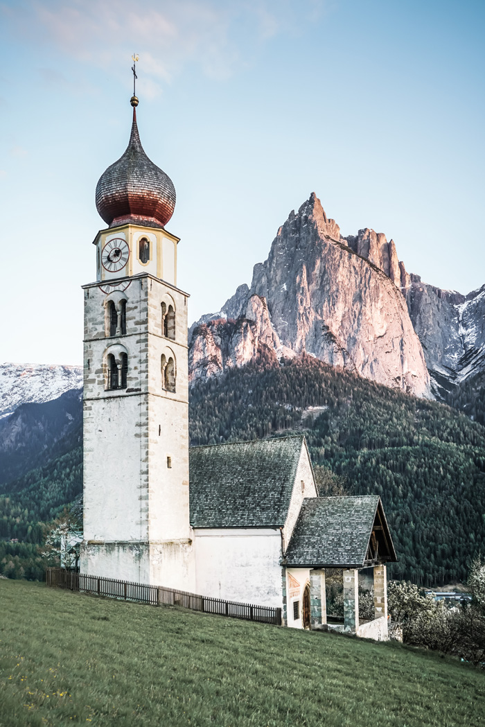St. Valentinkirche Südtirol