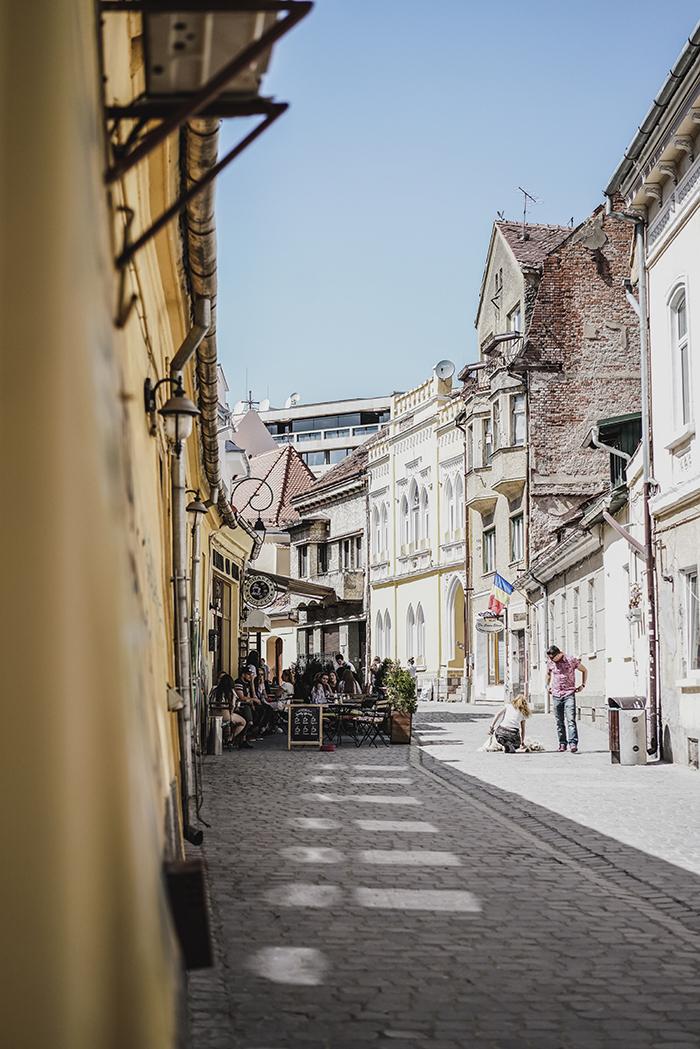 Stadtleben Kronstadt