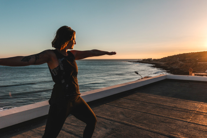 Sunset Yoga Taghazout Surf Camp