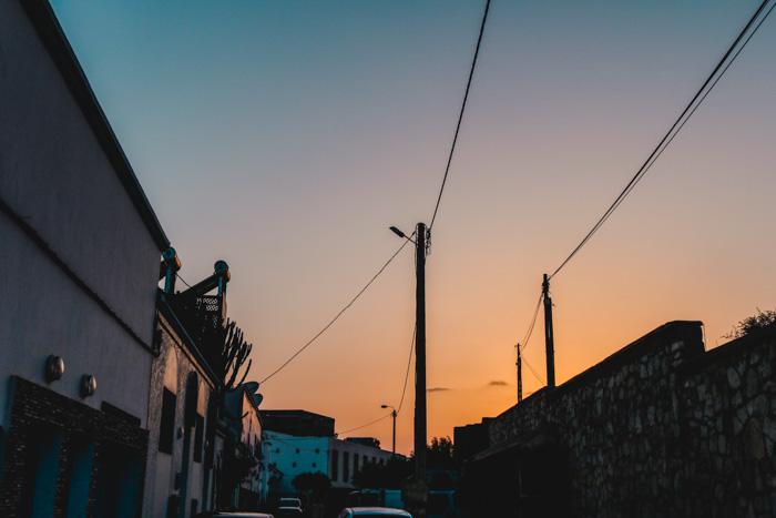 Taghazout Nachbarschaft