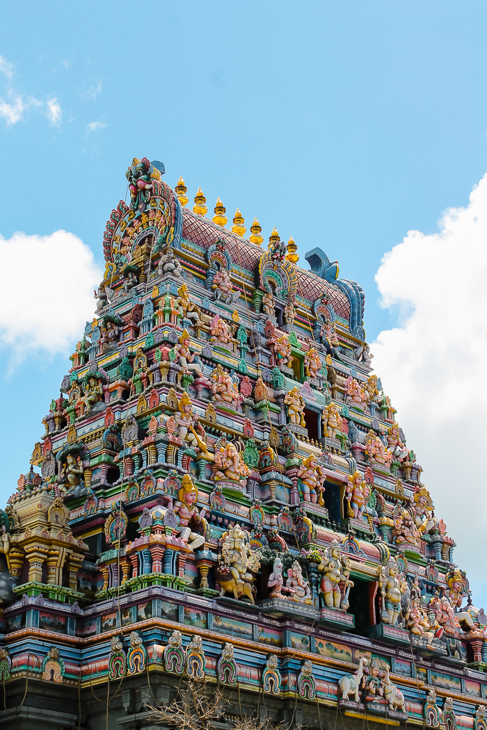 Hindu-Tempel Arul Miau Navasakthi Vinayagar
