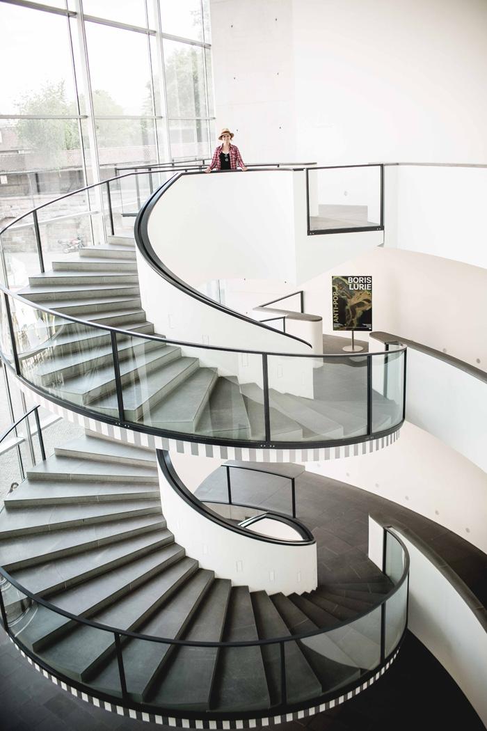 Treppe Neue Museum