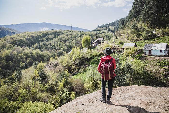 Wandern in Rumaenien