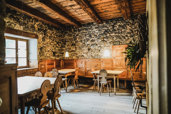 Wassererhof in Südtirol