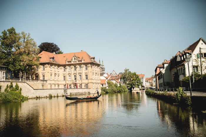 Wasserstraßen Bamberg