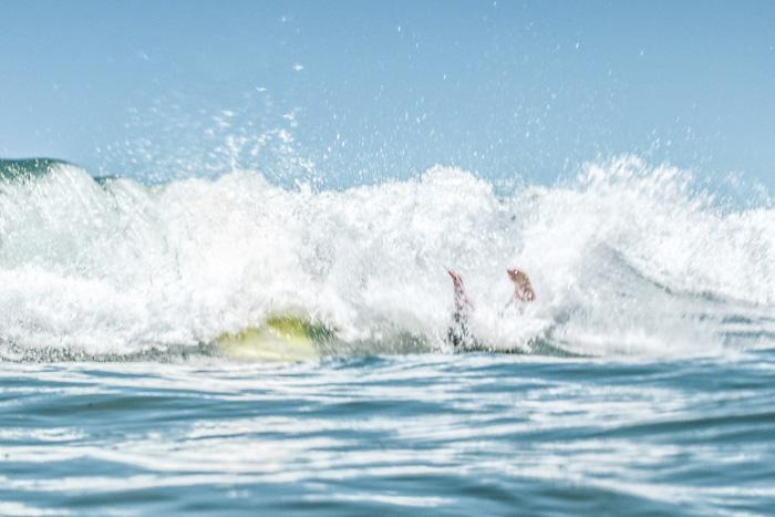 Wipeout Surfen Marokko