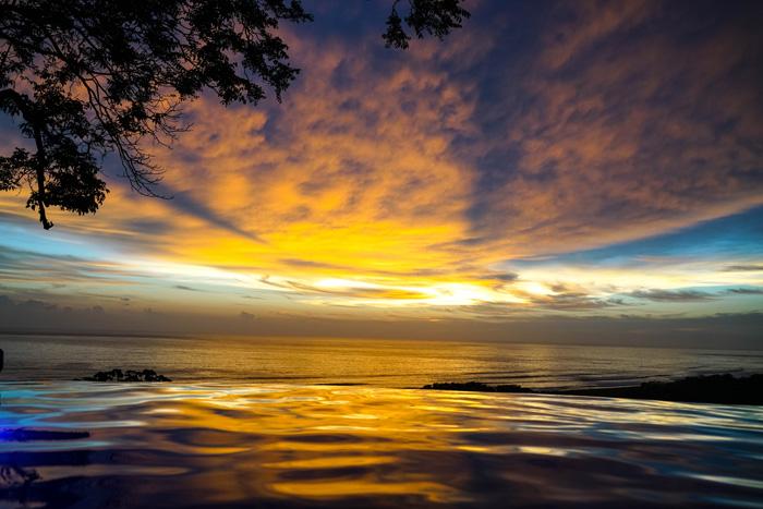 Sonnenuntergang Costa Rica