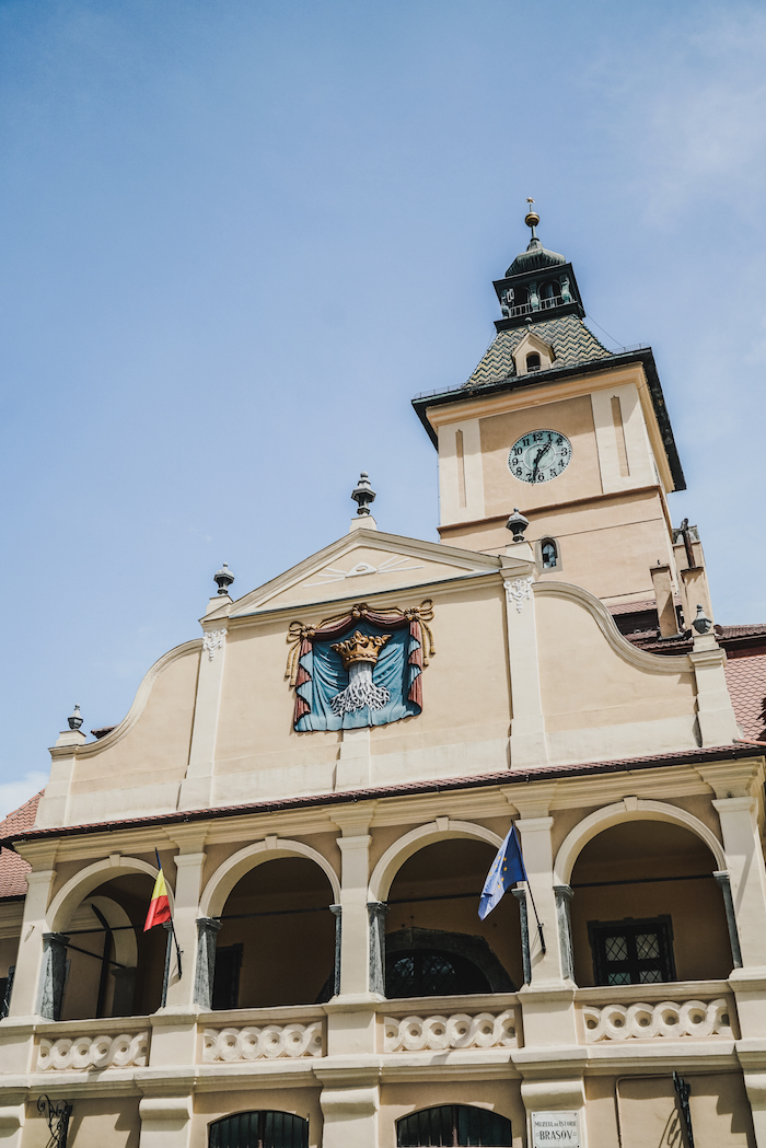 Altes Rathaus Brasov