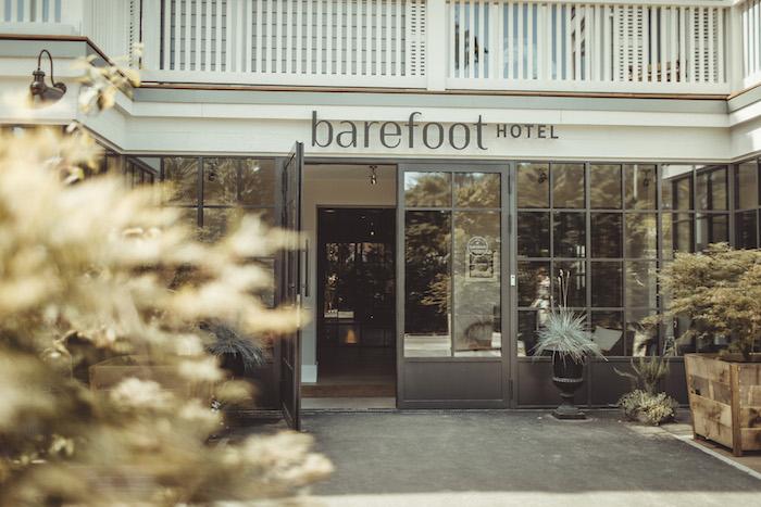 Außenansicht Barefoot Hotel