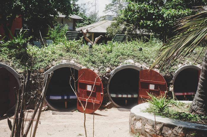 Backpacker Caves