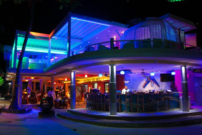 Café des Arts Seychellen