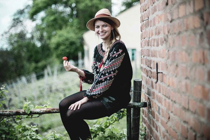 Christine Neder Erdbeere