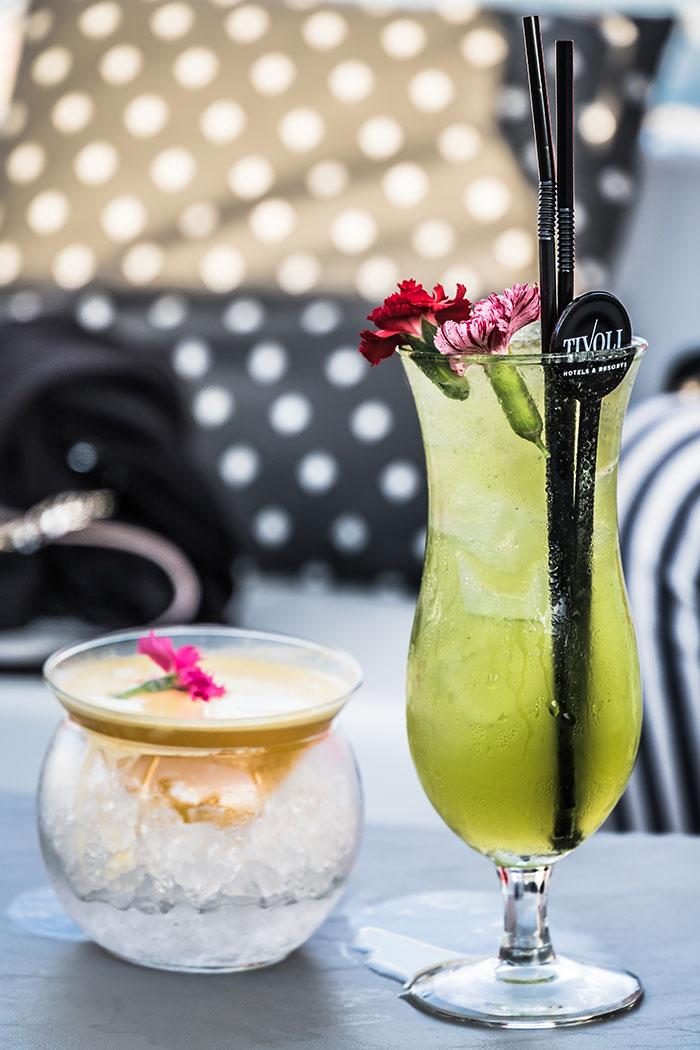 Cocktail Sky Bar Hotel Tivoli