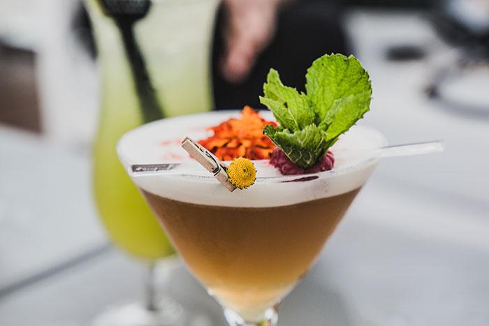 Cocktail Sky Bar Lissabon