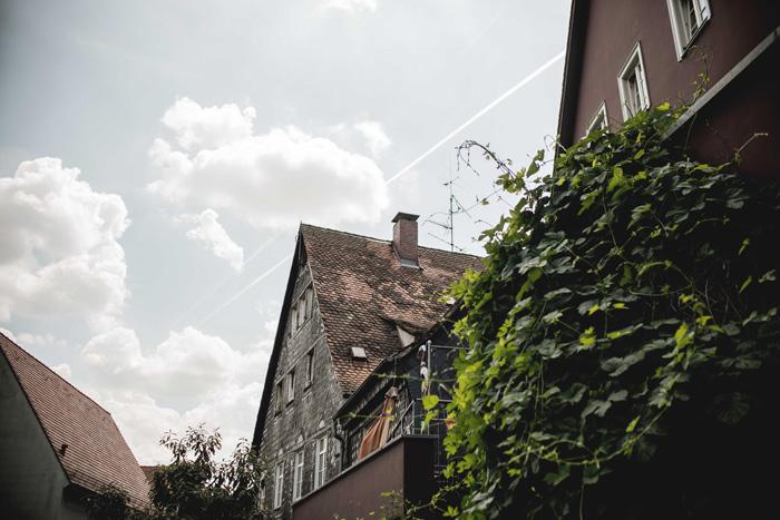 Dachgiebel Fürth