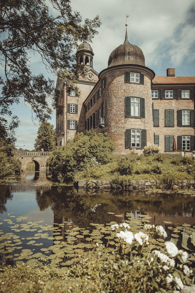 Das Schloss von Eutin