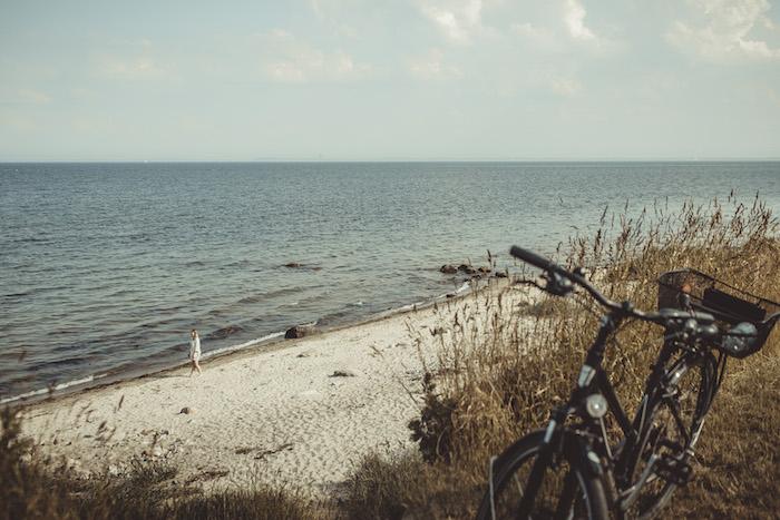 Einsamen Strand gefunden